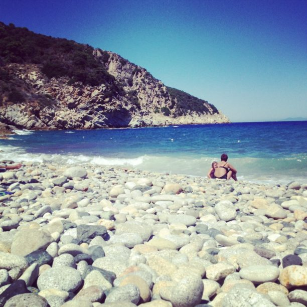 "Spiaggia ""La Fenicia"" Marciana Marina - Isola d'Elba"