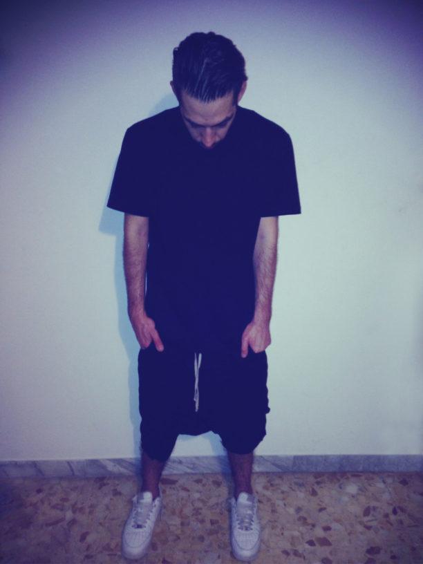 T-shirt GIVENCHY - Shorts RICK OWENS -