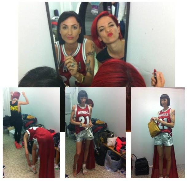 Ema e Andrea - MTV Awards