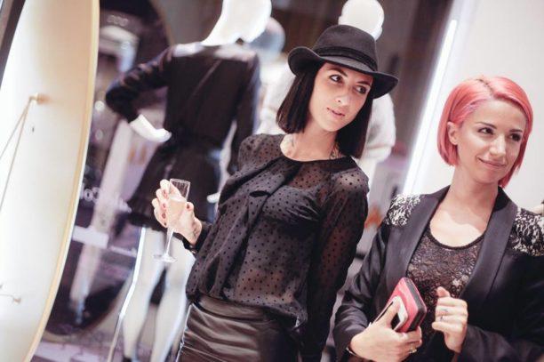 Ema e Andrea - Patrizia Pepe VFNO - Anarchic by Chiara Biasi