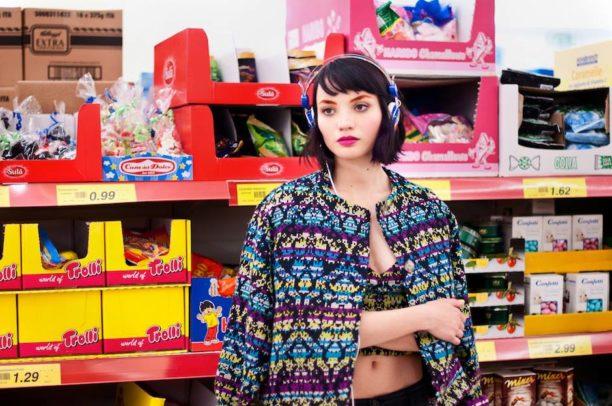 """Teenage Kicks"" by Dania Masiero photography for SICKY MAGAZINE"