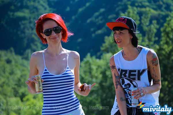 Ema e Andrea - MTV Awards 2013