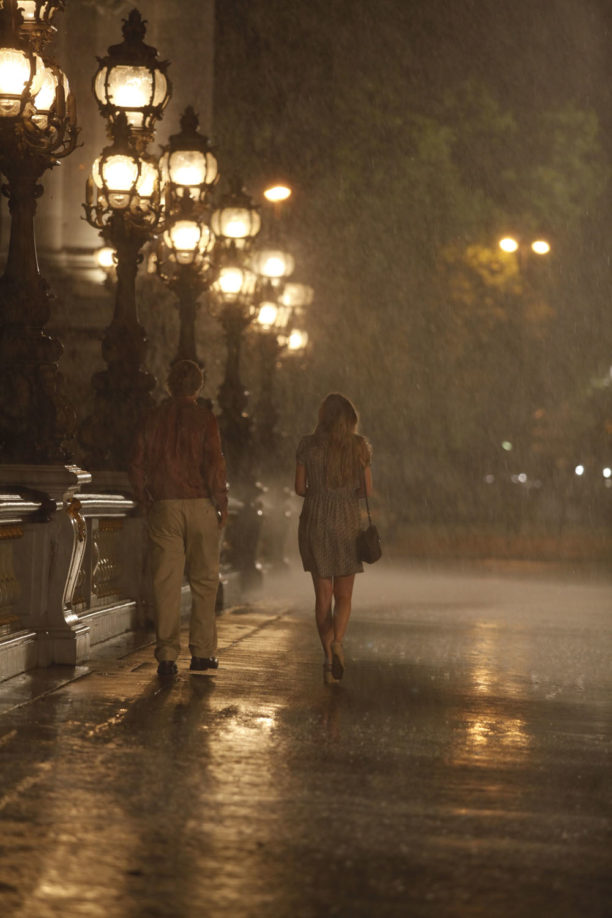 Midnight in Paris!