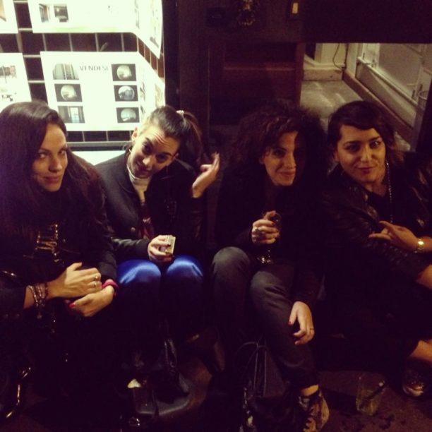 Le ragazze del muretto