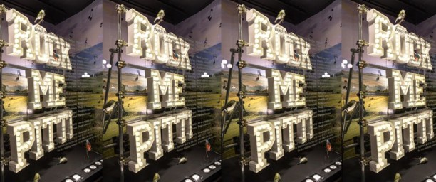ROCK ME PITTI