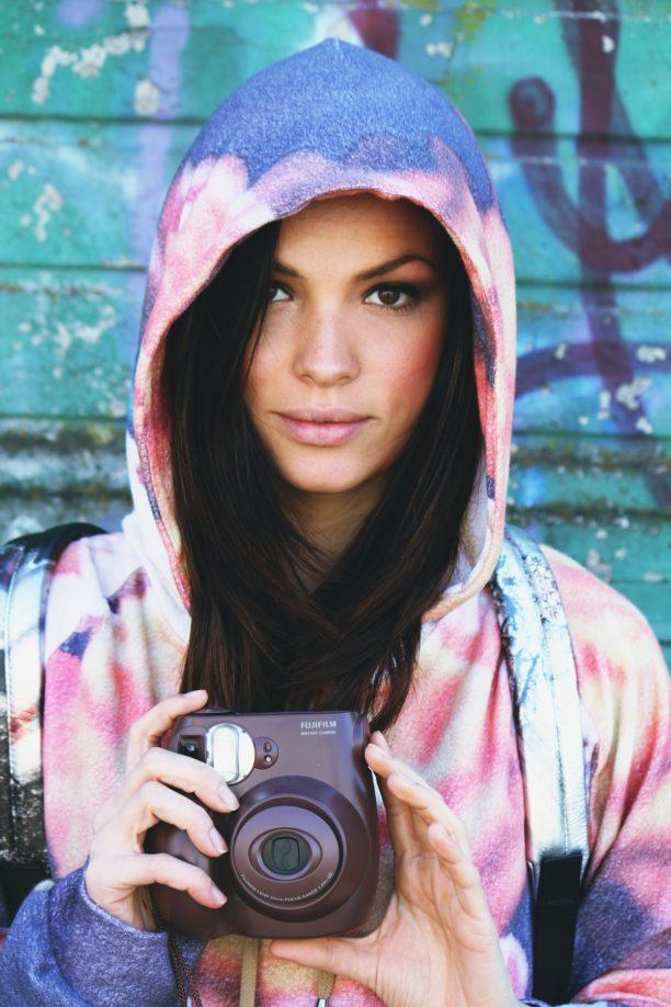 Marios Nike Fujifilm Polaroid AB A Brand Apart Lavinia Biancalani The Style Pusher