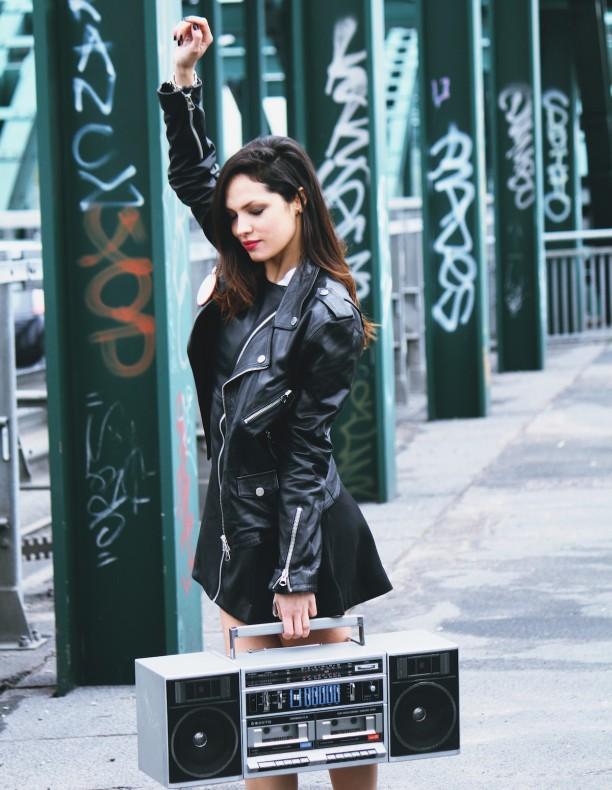 Lavinia Biancalani Italian Blogger The Style Pusher Milano Street  Style Italian Icon