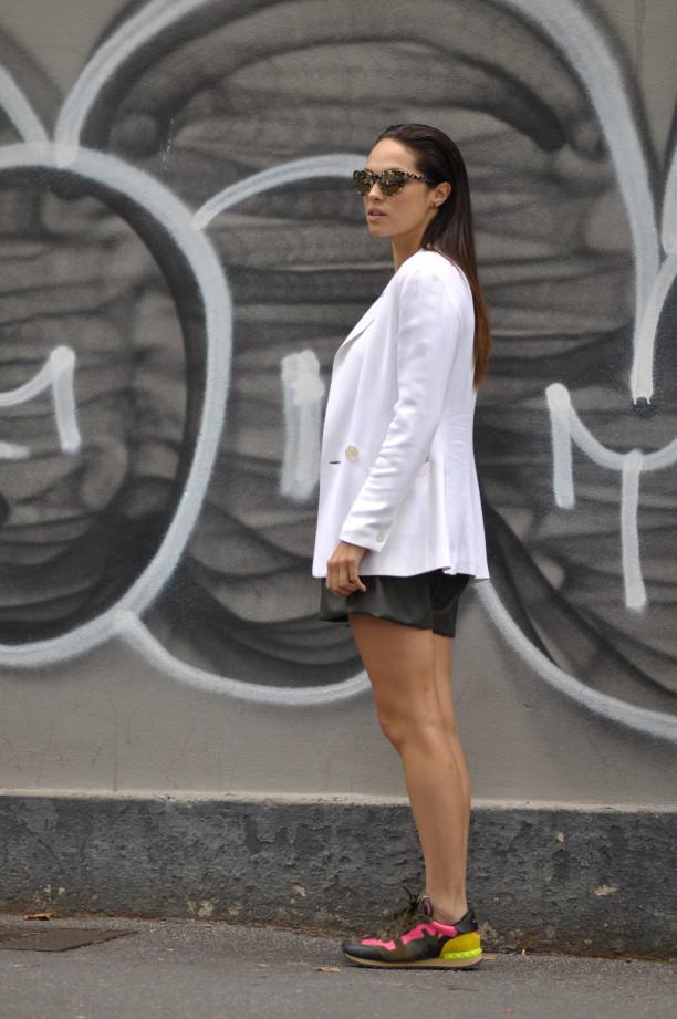 Lavinia Biancalani The Style Pusher mmfw milan men's fashion week street style