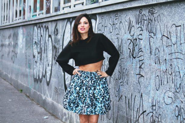 lavinia biancalani the style pusher  milano  it girl modella stylist