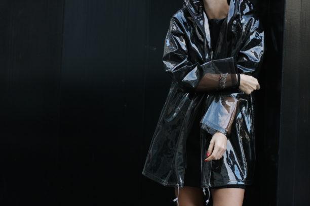 Lavinia Biancalani The Style pusher Emporio Armani Streetstyle Stefano Carloni