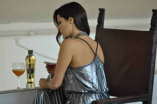 Lavinia Biancalani Mauro Grifoni Vanity Fair street Style The Style Pusher