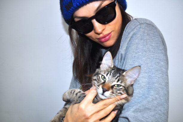 Lavinia Biancalani, the style pusher, y3 adidas, alcoolique , street style