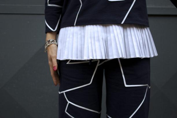 lavinia biancalani, thestylepusher, milan fashion week, mmfw,   streetstyle