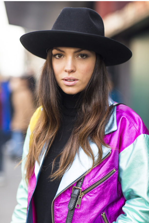 lavinia biancalani, the style pusher, alcoolique, street style, milan fashion week