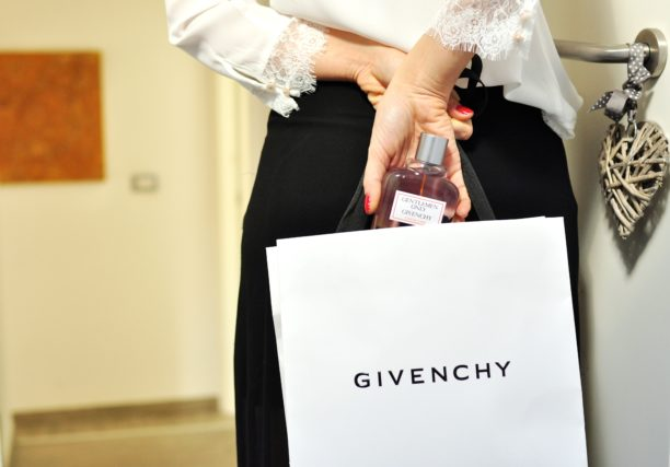 lavinia biancalani, the style pusher, givenchy, gentlemen only