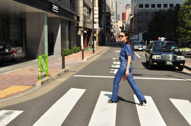 Lavinia biancalani, tokyo, wheili zheng, street style