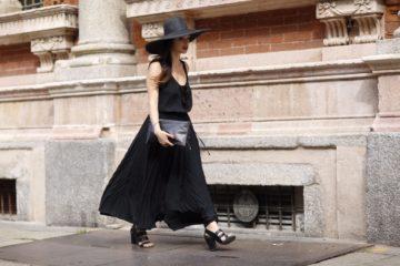 Lavinia Biancalani, The Style Pusher, Milan Fashion Week, street style