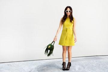 lavinia biancalani, the style pusher, street style, milan fashion week
