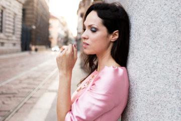 lavinia biancalani, milan fashion week, the style pusher, street style