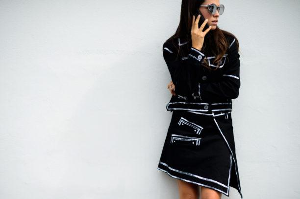 Le 21ème, Lavinia Biancalani, Adam Katz Sinding, Virginia Bizzi, White Trade Show, Street Style