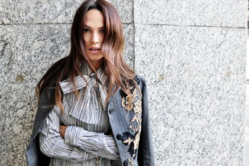 Lavinia Biancalani, The Style Pusher, Antonio Marras, Milan Fashion Week, Street Style