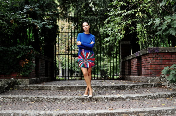lavinia biancalani, the style pusher, milan fashion week, nuova lancia, lancia y