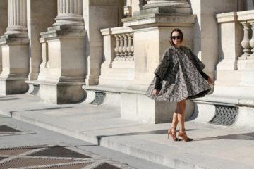 lavinia biancalani, paris fashion week, street style, miryaki