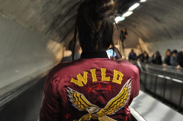 lavinia biancalani, diesel, weili zheng , paris fashion week