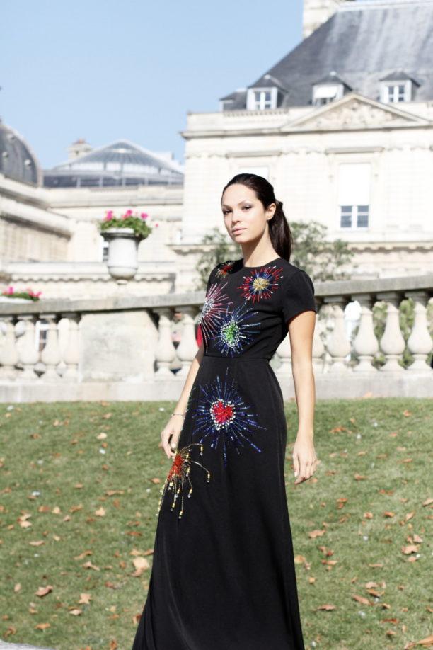 lavinia biancalani, gem, paris fashion week, street style