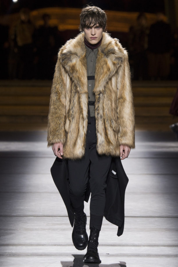 dries van noten, pfw, paris men's fashion week, aw 2016,
