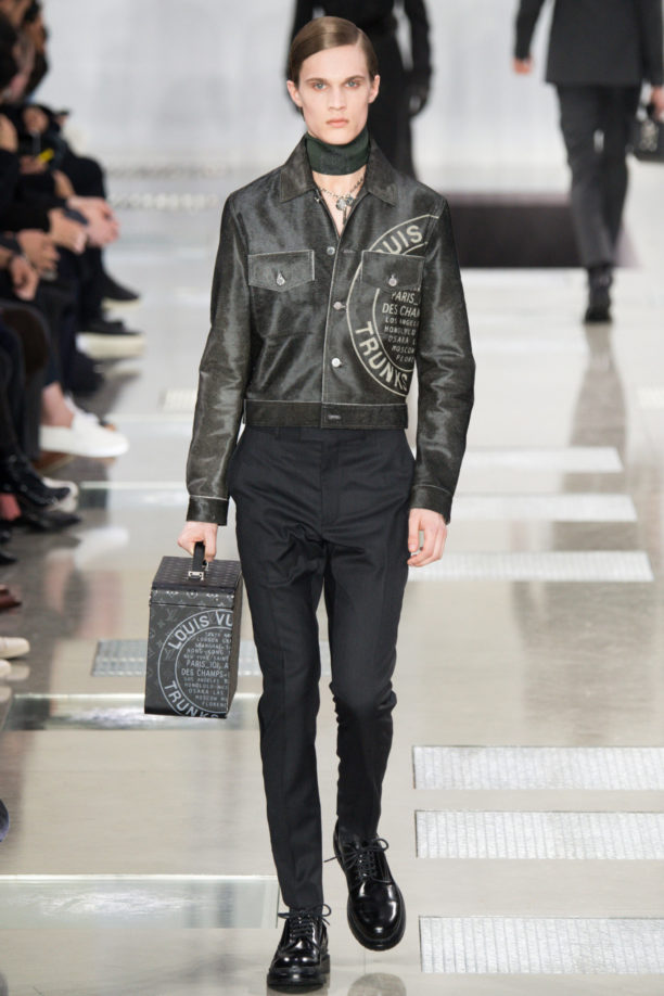 pfw, paris men's fashion week, aw 2016, louis vuitton