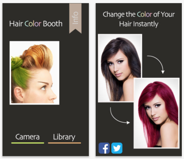 HAIR COLOR BOOT