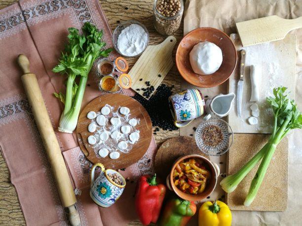 food, lavinia biancalani, viola berti, cooking, the style pusher, focacciafood, lavinia biancalani, viola berti, cooking, the style pusher, gnocchi, riso