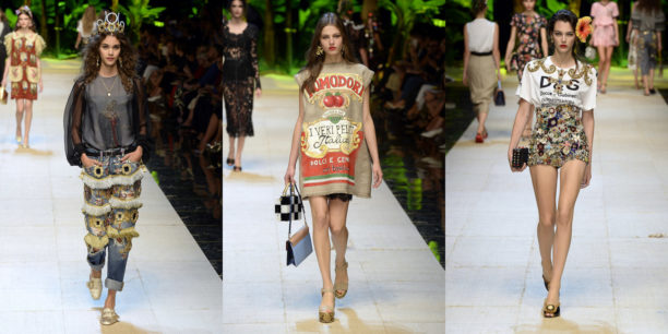 Milano, Milan, style, lavinia biancalani, the style pusher, runway, lfw, ss17, fashion week, sfilate, p/e 2017, dolce&gabbana