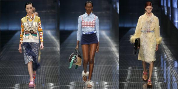 Milano, Milan, style, collezione, lavinia biancalani, the style pusher, runway, lfw, ss17, fashion week, sfilate, p/e 2017, prada, miuccia prada