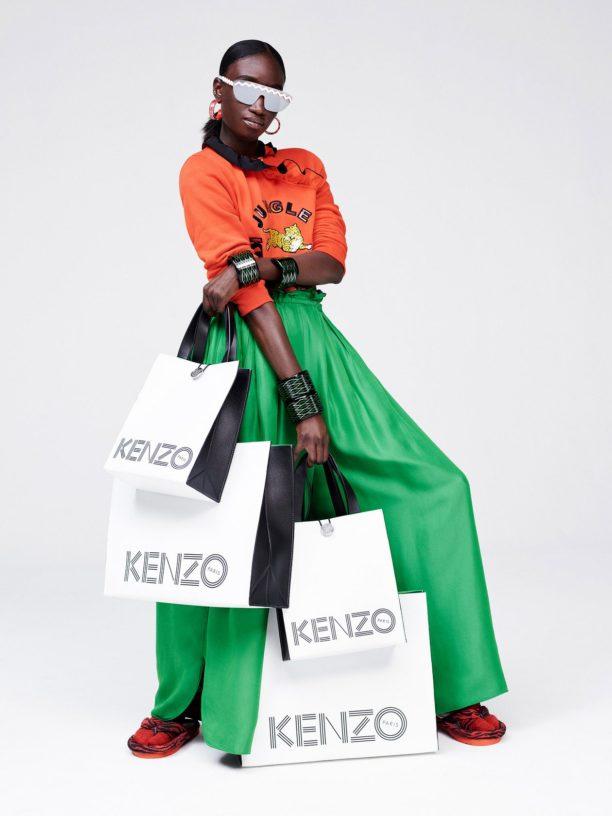 kenzo x H&M , H&M, Kenzo, capsule, 3 novembre, style, fashion, moda, collezione, thestylepusher, lavinia biancalani