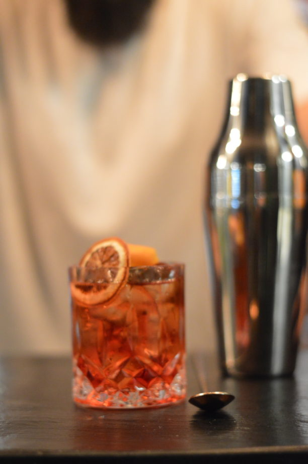 bartender, cocktail, drink, negroni, LAVINIA BIANCALANI, THE STYLE PUSHER, gabriele stillitani