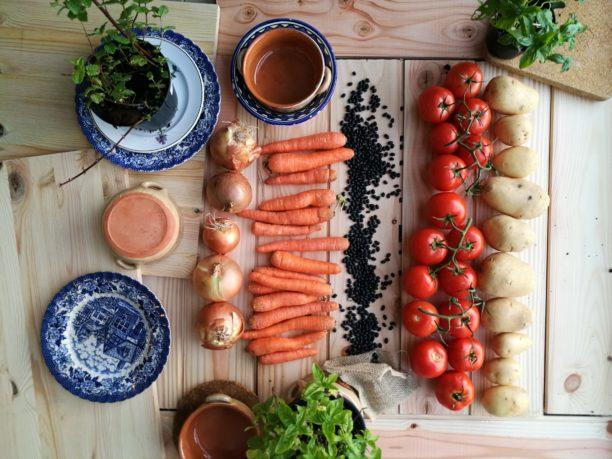 food, lavinia biancalani, viola berti, cooking, the style pusher, vellutata, carote
