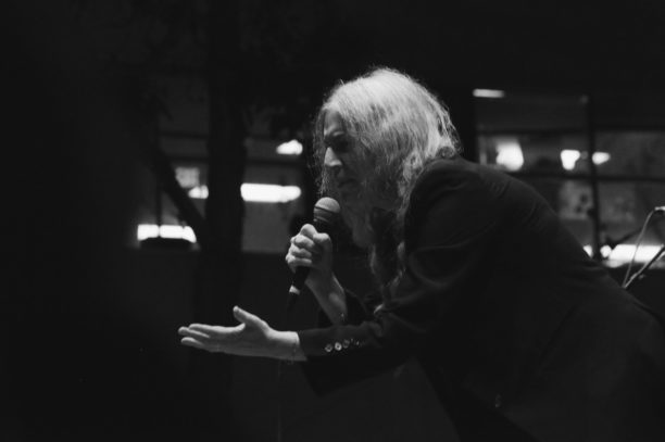 music, musica, lavinia biancalani, the style pusher, event, festival, los angeles, beach goth, observatoryoc, performance, concert, concerto, live, stage, patti smith