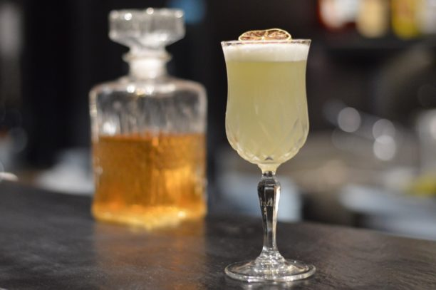 bartender, cocktail, drink, gin fizz, curcuma, LAVINIA BIANCALANI, THE STYLE PUSHER, gabriele stillitani