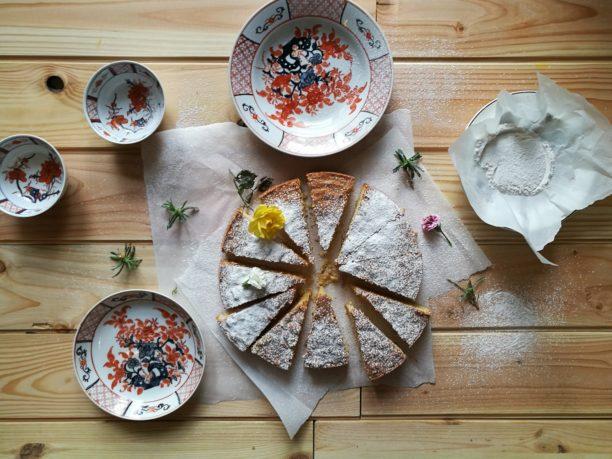 torta, cake, mandorle, food, cooking, pasticceria, colazione, the style pusher, lavinia biancalani, viola berti