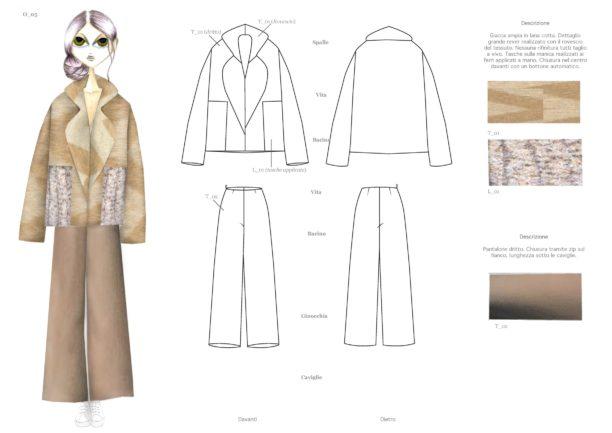 lavinia biancalani, the style pusher, max mara, the woolmark company, istituto marangoni, alwaysupportalent, imcreations, laura lusuardi, textile, live Facebook, fashion, new designer