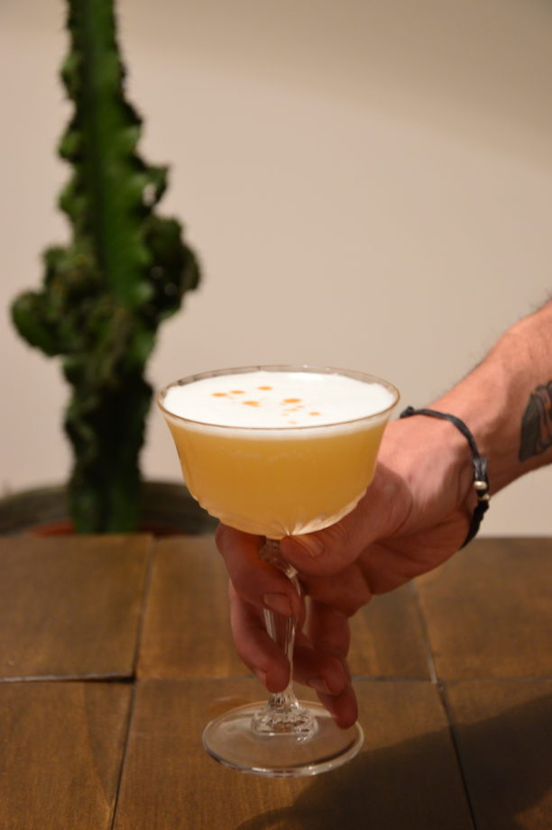 bartender, mixology, drink, cocktail, pisco sour, pisco, mandarino, gabriele stillitani, lavinia biancalani, the style pusher