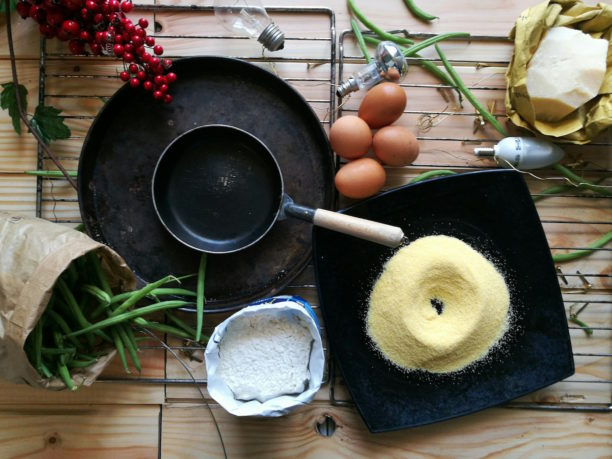 the style pusher, lavinia biancalani, viola berti, food, cooking, pancakes, polenta, taleggio, gilmore girls, una mamma per amica,