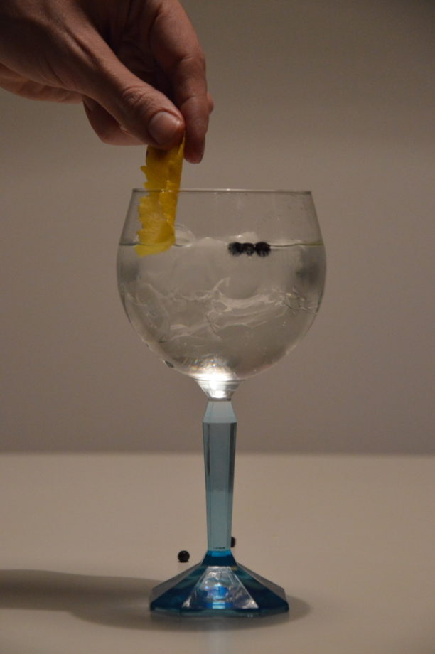 gin, gin tonic, ginepro, drink, mixology, cocktail, bartender, gabriele stillitani, lavinia biancalani, the style pusher