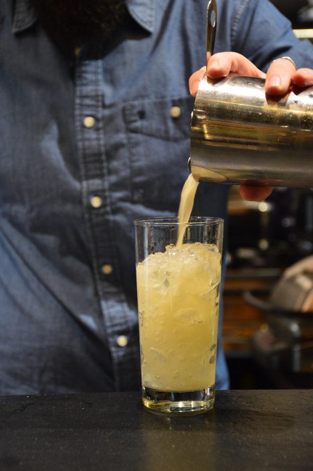 mezcal, distillato, drink, mixology, cocktail, bartender, gabriele stillitani, lavinia biancalani, the style pusher, ananas, pineapple