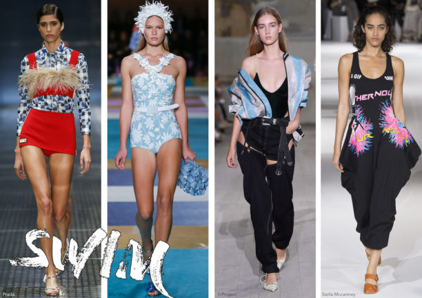 swimwear, workers, power look, 80s, trends, style, fashion, stylist, style tips, domizia vanni, lavinia biancalani, the style pusher, pe 2017, ss 17