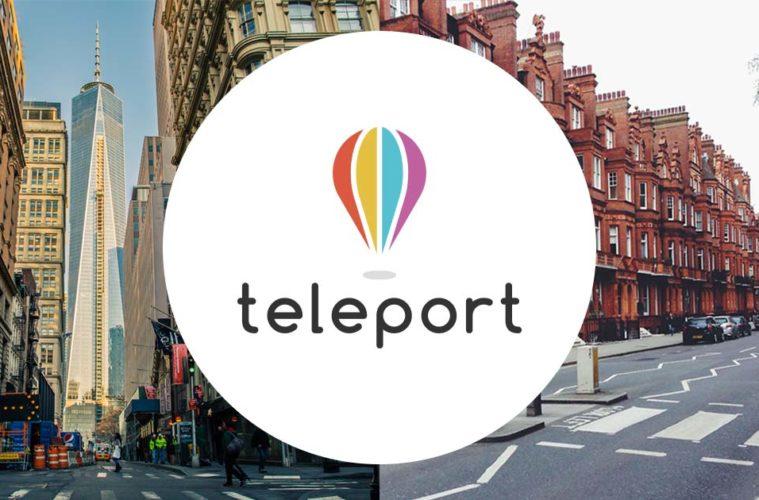 teleport, trasferimento, moving, sten tamkivi, app, lavinia biancalani, the style pusher, luisa lenzi