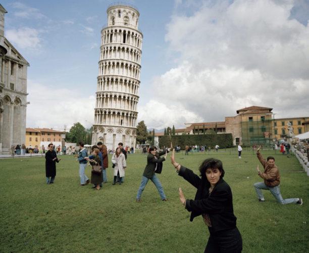 Martin Parr, Pisa 1990