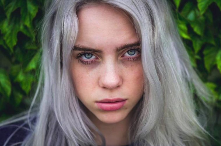 billie eilish, ocean eyes, music, luisa lenzi, the style pusher, lavinia biancalani